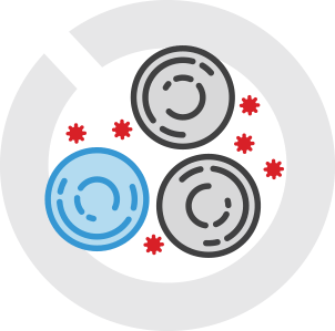 Somatic cell count icon